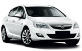 EUROPCAR Car rental Rimini - City Centre Compact car - Opel Astra