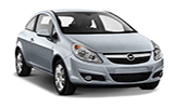 GREEN MOTION Car rental Tuzla - Airport Economy car - Opel Corsa