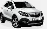 SIXT Car rental Herzliya Suv car - Opel Mokka