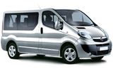 SIXT Car rental Herzliya Van car - Opel Vivaro