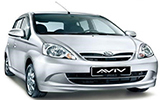 GREEN MATRIX Car rental Penang - International Airport Mini car - Perodua Viva