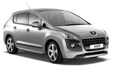 Peugeot Car Rental at Kajaani Airport KAJ, Finland - RENTAL24H