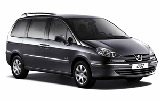 AVIS Car rental Guatemala City - Centre Van car - Peugeot 807