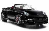EUROPCAR Car rental Aarau Luxury car - Porsche 911 Cabriolet