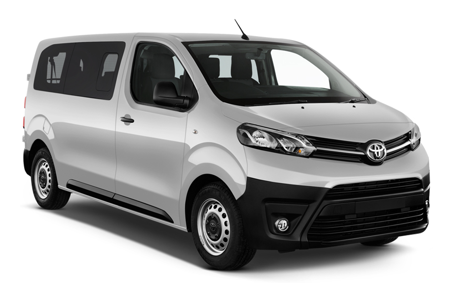 Alquiler Toyota Proace