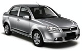 EUROPCAR Car rental Penang - International Airport Economy car - Proton Saga
