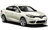 PREPAID Car rental Marrakech - Airport Standard car - Renault Fluence
