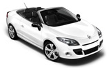 KEDDY BY EUROPCAR Car rental Porto - Downtown Convertible car - Renault Megane Convertible