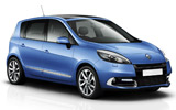 GUMAX Car rental Tuzla - Airport Van car - Renault Scenic