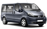 EUROPCAR Car rental Rimini - City Centre Van car - Renault Trafic