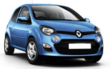 EUROPCAR Car rental Lisbon - Downtown Mini car - Renault Twingo