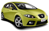 ECOVIA Car rental Rimini - City Centre Compact car - Seat Leon