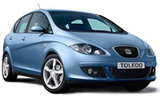 GREEN MOTION Car rental Kusadasi - Downtown Standard car - Seat Toledo