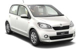 FLIZZR Car rental Baie Mahault - Jarry Mini car - Skoda Citigo