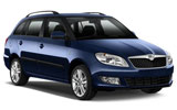 Skoda Car Rental at Madrid Airport MAD, Spain - RENTAL24H