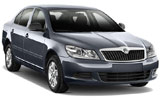 CIRCULAR Car rental Kusadasi - Downtown Standard car - Skoda Octavia