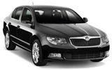 Skoda Car Rental at Belgrade Airport BEG, Serbia - RENTAL24H