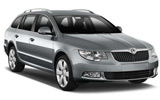AVIS Car rental Harstad/narvik - Airport Standard car - Skoda Superb Estate
