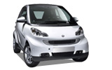 SADORENT Car rental Lisbon - Downtown Mini car - Smart Fortwo