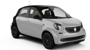 Smart Car Rental in Taichung - Train Station, Taiwan - RENTAL24H