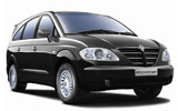 SsangYong Car Rental at Madrid Airport MAD, Spain - RENTAL24H
