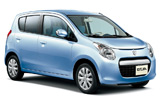 BUDGET Car rental Tel Aviv - Airport Ben Gurion Mini car - Suzuki Alto