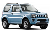 HERTZ Car rental Baie Mahault - Jarry Suv car - Suzuki Jimny