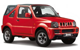STOUTES Car rental Bridgetown - Grantley Adams Intl. Airport Convertible car - Suzuki Jimny Convertible