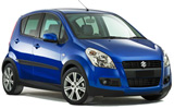 HERTZ Car rental Herzliya Economy car - Suzuki Splash