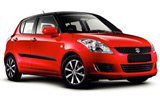 SURPRICE Car rental Kavala - Airport - Megas Alexandros Economy car - Suzuki Swift