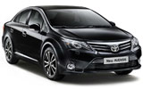 Alquiler Toyota Avensis