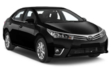 ENTERPRISE Car rental Herzliya Compact car - Toyota Corolla