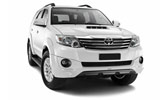 Toyota Car Rental at Cairo International Airport CAI, Egypt - RENTAL24H