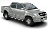 Toyota Car Rental at Corrientes Airport CNQ, Argentina - RENTAL24H