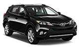 AVIS Car rental Harstad/narvik - Airport Suv car - Toyota Rav4