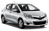 Toyota Car Rental at Saint Pierre Airport ZSE, Reunion - RENTAL24H