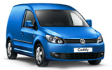 HERTZ Car rental Valencia - Joaquin Sorolla - Train Station Van car - Volkswagen Caddy Combo Van