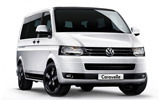 ECOVIA Car rental Rimini - City Centre Van car - Volkswagen Caravelle