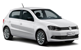 FOCO ALUGUEL DE CARROS Car rental Niteroi - Central Economy car - Volkswagen Gol