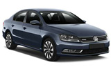 EUROPCAR Car rental Marrakech - Airport Standard car - Volkswagen Passat
