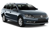 AVIS Car rental Harstad/narvik - Airport Standard car - Volkswagen Passat Estate