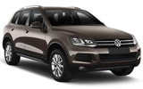 TOP Car rental Bourgas Suv car - Volkswagen Touareg