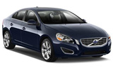 AVIS Car rental Lisbon - Downtown Fullsize car - Volvo S60
