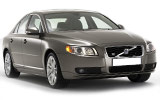 HERTZ Car rental Haifa Fullsize car - Volvo S80