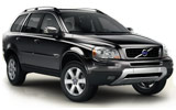 AVIS Car rental Dalaman - Domestic Airport Suv car - Volvo  XC90