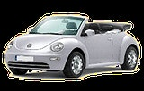 GREEN MOTION Car rental Marrakech - Airport Luxury car - Volkswagen Beetle Covertible
