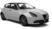 INTERRENT Car rental Lisbon - Airport Compact car - Alfa Romeo Giulietta