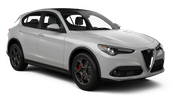 SIXT Car rental Graz - City Suv car - Alfa Romeo Stelvio
