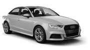 BIDVEST Car rental Durban - Airport - King Shaka Compact car - Audi A3