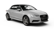 HERTZ Car rental Larnaca - Airport Convertible car - Audi A3 Convertible